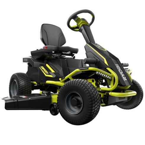Going Green - 2017 Electric Riding Mowers