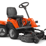 Going Green - 2019 Electric Riding Mowers 2