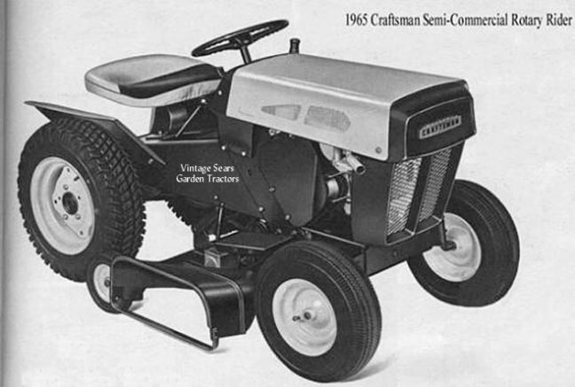 Sears And Husqvarna Group Lawn Tractors A 108 Year Continuous Manufacturing Relationship Stops Todaysmower Com