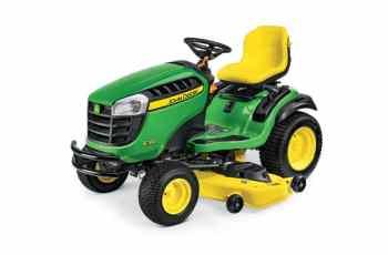 John Deere E180 Lawn Tractor