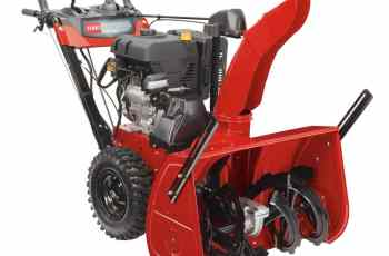 2018-2019 Snow Blowers A Review Of What's New! 29