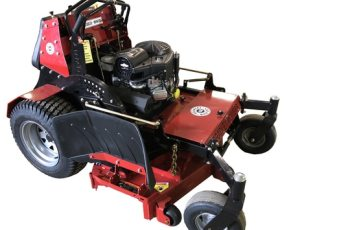 Stand-On Mowers - Is one right for you? 30