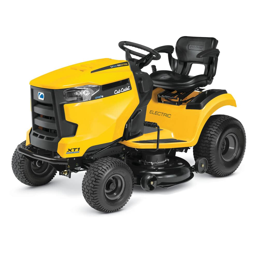 Going Green The Best 2020 Electric Riding Mowers Lawn Tractors And Ztrs Todaysmower Com