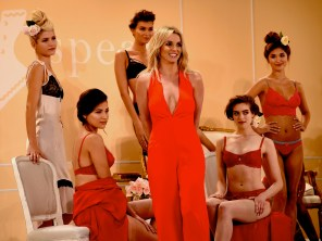 Britney Spears Hosts The Exclusive Unveiling Of Her Signature Sleepwear Line: The Intimate Britney Spears