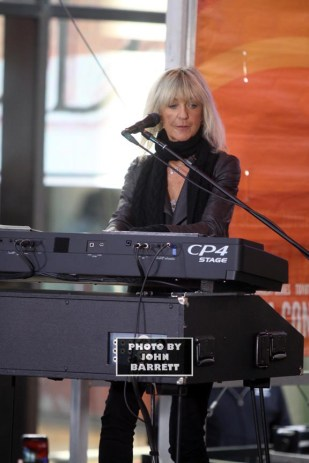 Fleetwood Mac performing on NBC ''Today''Show