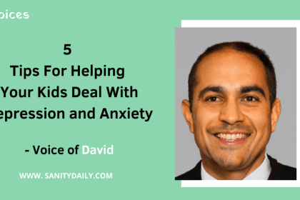 Tips For Helping Your Kids Deal With Depression and Anxiety