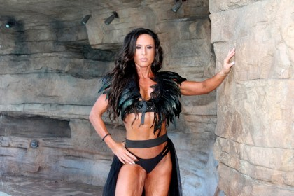 """Aimee Pourroy: """"Age is just a number"""" Exceptionally Talented Fitness Enthusiast"""