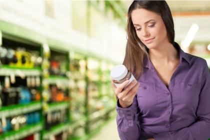 Using Food Labels for a Slim Waistline