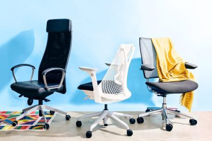 3 Ergonomic Chairs for a Healthier At-Home Workspace