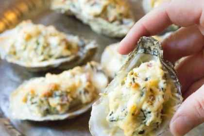 10 Baked Oyster Recipes