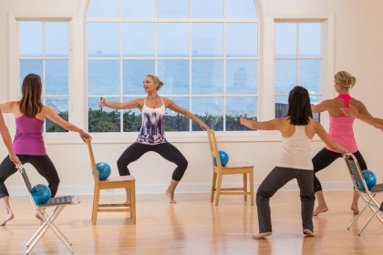 At-Home Barre Workout for Better Sex