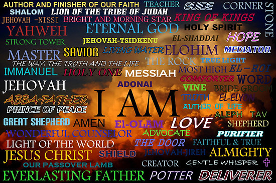 Image result for names of god