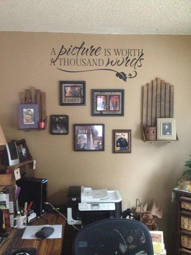 Family Word Wall Decor