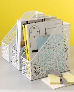 Design Ideas Magazine File Holder