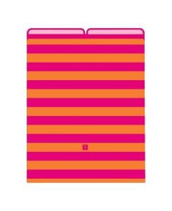 Semikolon Striped Vertical File Folders