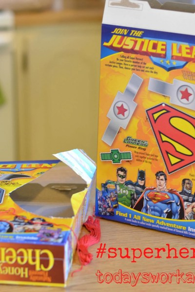 DC Comics and Big G Present #Superheroing with the JUSTICE LEAGUE