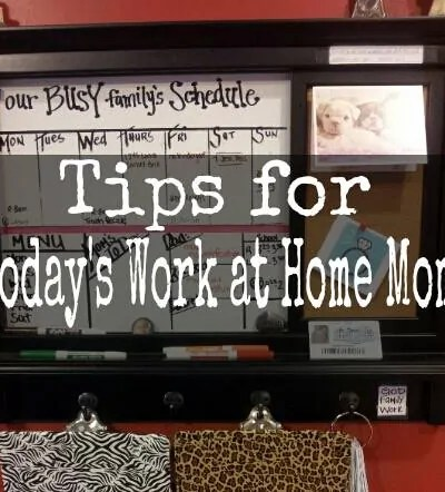 Making the Most of Your Family's Schedule (Video Tip)