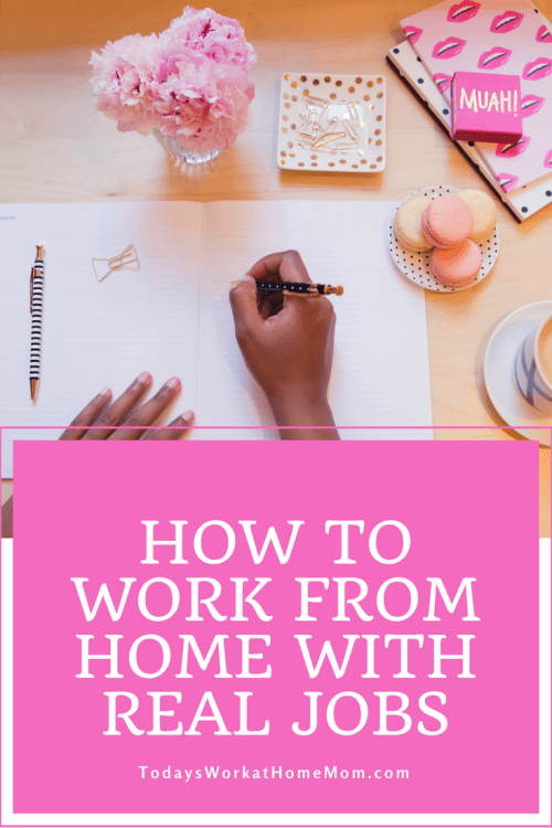 Finding the work from home jobs that fits you can feel overwhelming, but with these tips you'll be on your way to landing the ideal job.