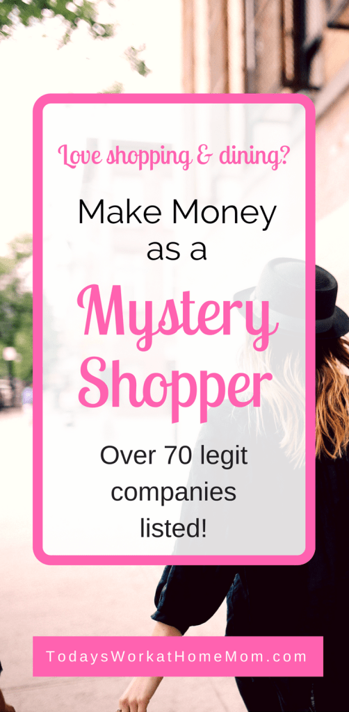 Need a flexible way to earn extra money? Learn how you can make money as a mystery shopper using your love of shopping and good observation skills.