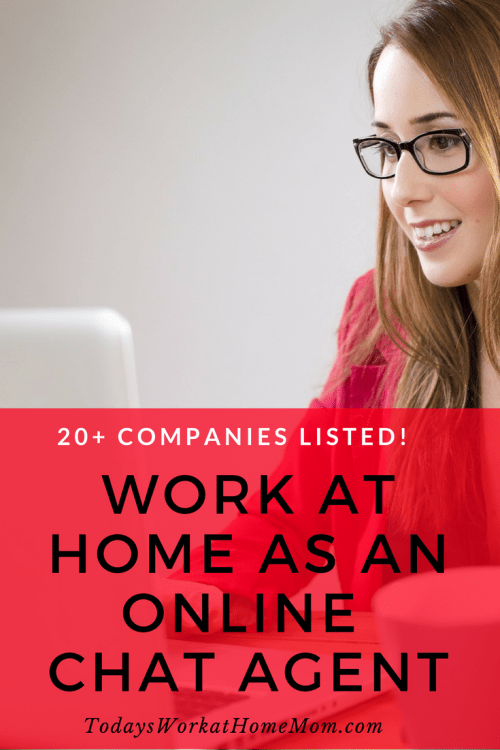 Looking for real work at home jobs that don't require you to be on the phone? Learn about these 20+ work at home chat jobs.