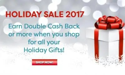 Holiday Sale 2017 with Swagbucks