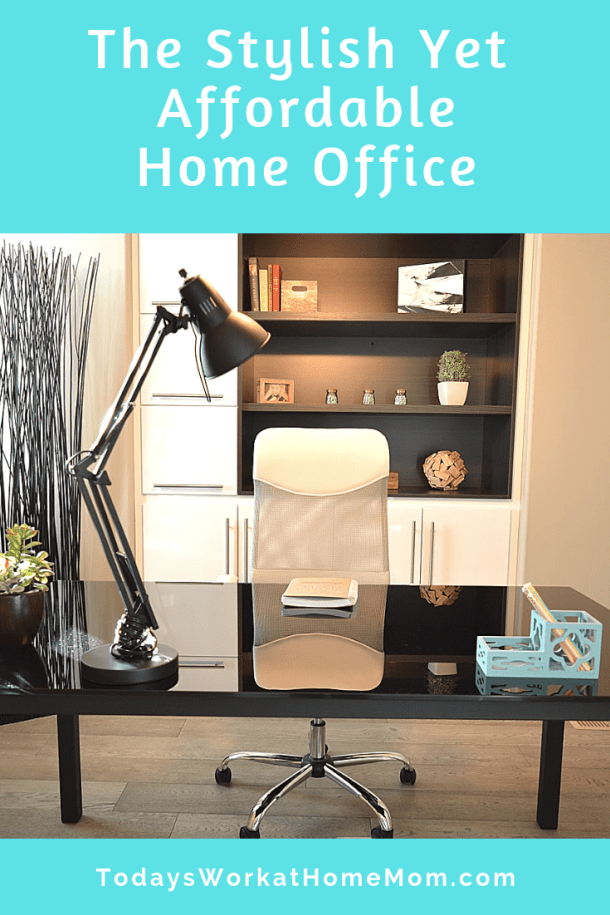 More companies hire remote workers today making an affordable home office space more important. We're sharing some ideas to help with your office design.