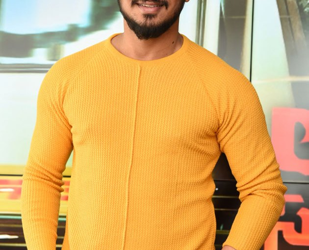 Nikhil Siddarth Latest Photos Stills at Arjun Suravaram Movie PressMeet