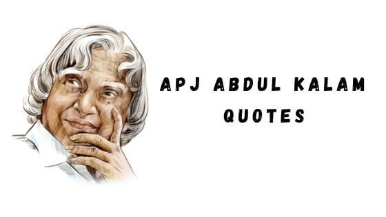 apj abdul kalam images with quotes in english