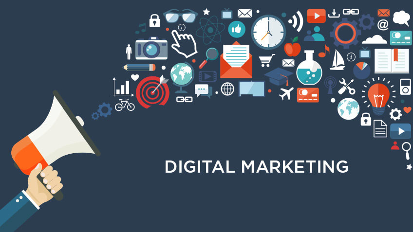 Digital Marketing : Digital Marketing 2021 : Step-by-Step Today Update