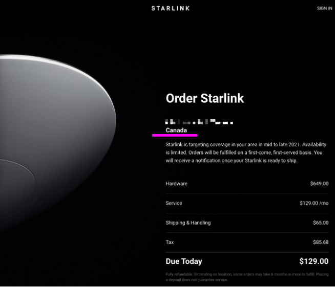 Starlink Internet : Star link broadband internet system : Starlink satellite internet service prices SpaceX