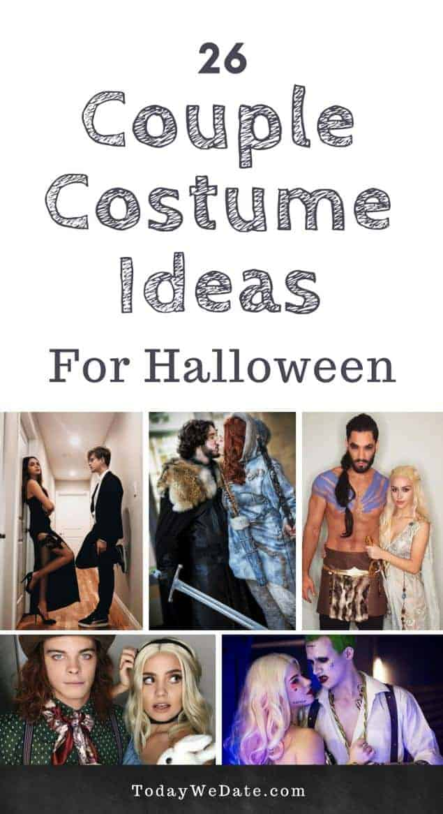 Halloween Costumes You Can Make