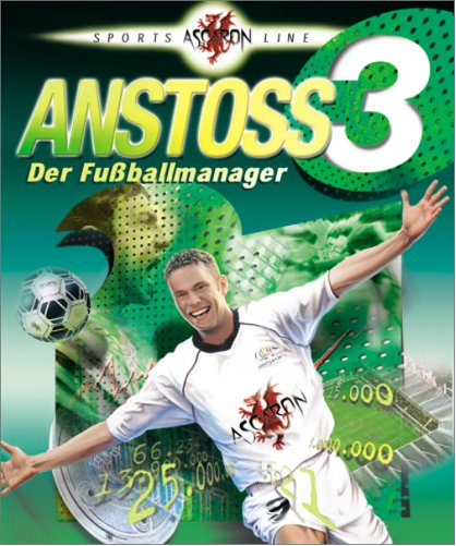 Anstoss 3 Cover