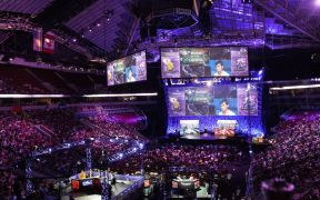 eSports The International 2014