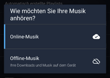 amazon music offline musik