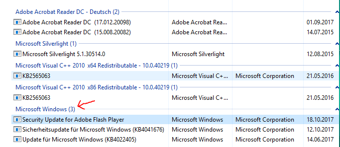 windows 10 update rückgängig machen