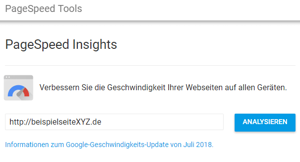 google speedtest insights