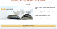 kindle unlimited kündigen