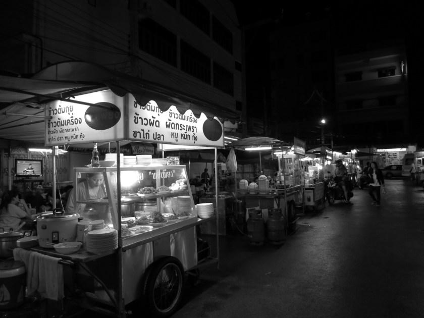 Nachtmarkt Hua Hin