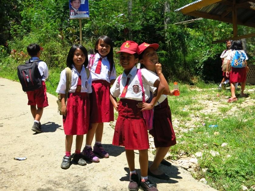 Toraja Sulawesi Kinder