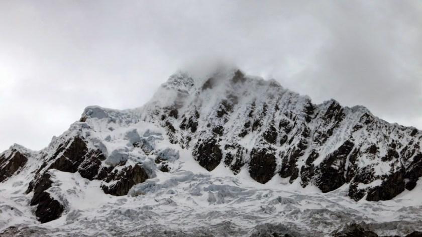Alpamayo_Gebirge Santa Cruz Trek Peru