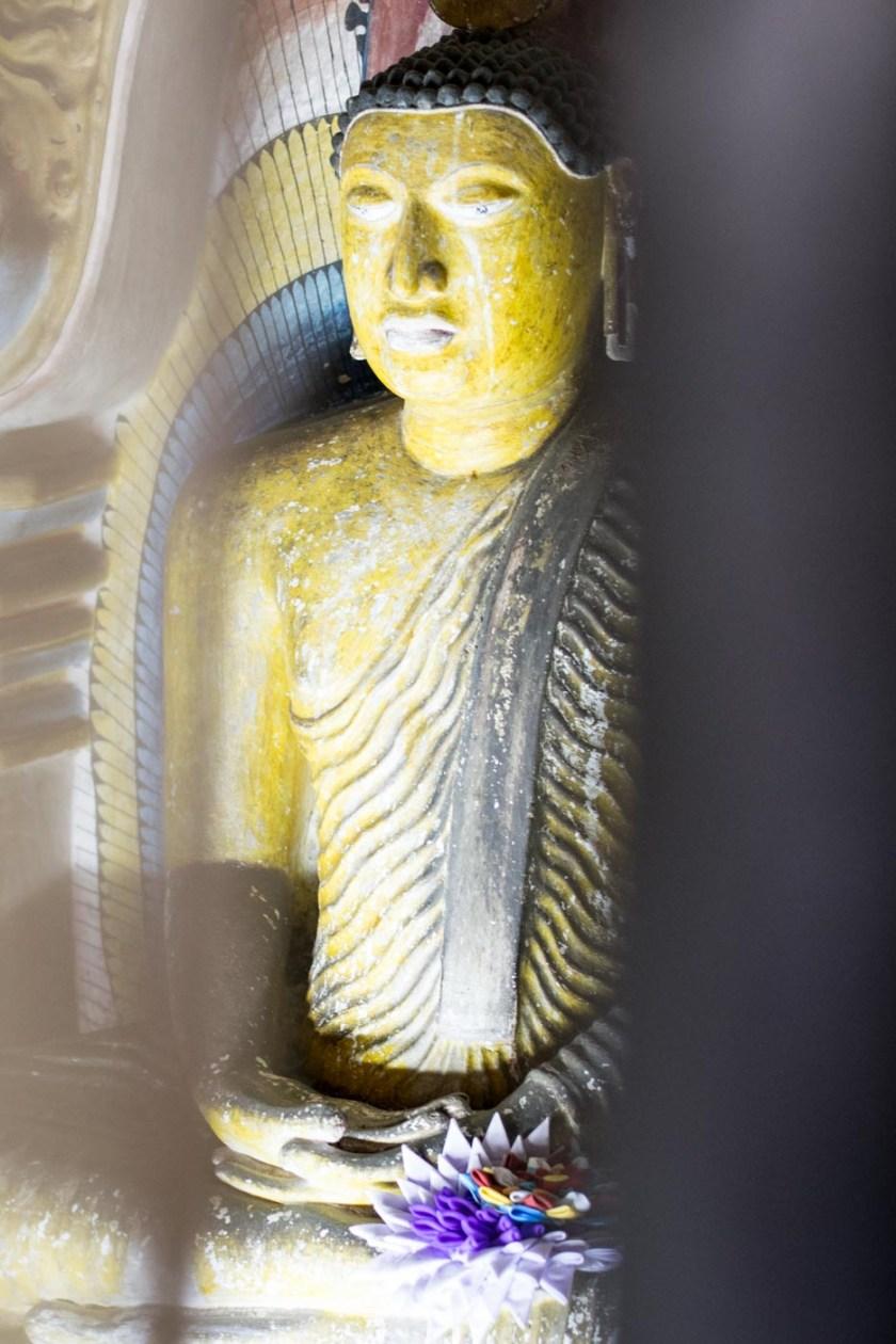 dambulla buddha höhle