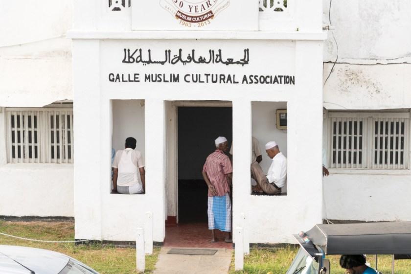 Galle Sri Lanka Moschee