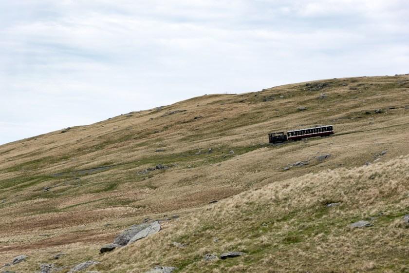 Train Mount Snowdon