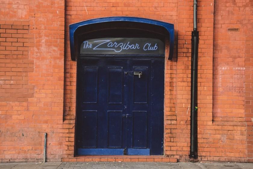 Liverpool Zanzibar Club Nightlife Szeneviertel
