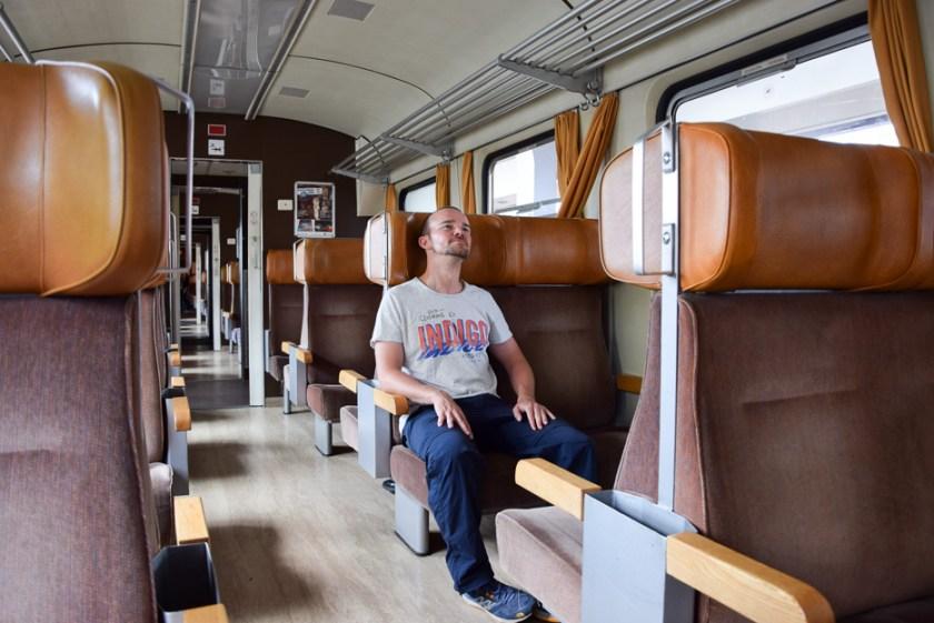 Zug Slowenien Nachhaltiges Reisen