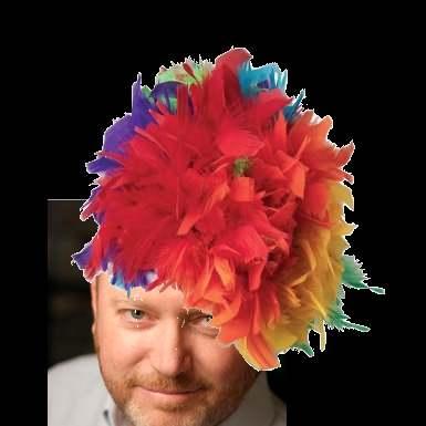 rainbow wig 2