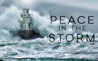 Scriptures On How To Find Peace In The Storm