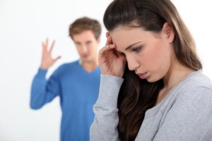 Toxic Relationship: Couple Quarreling