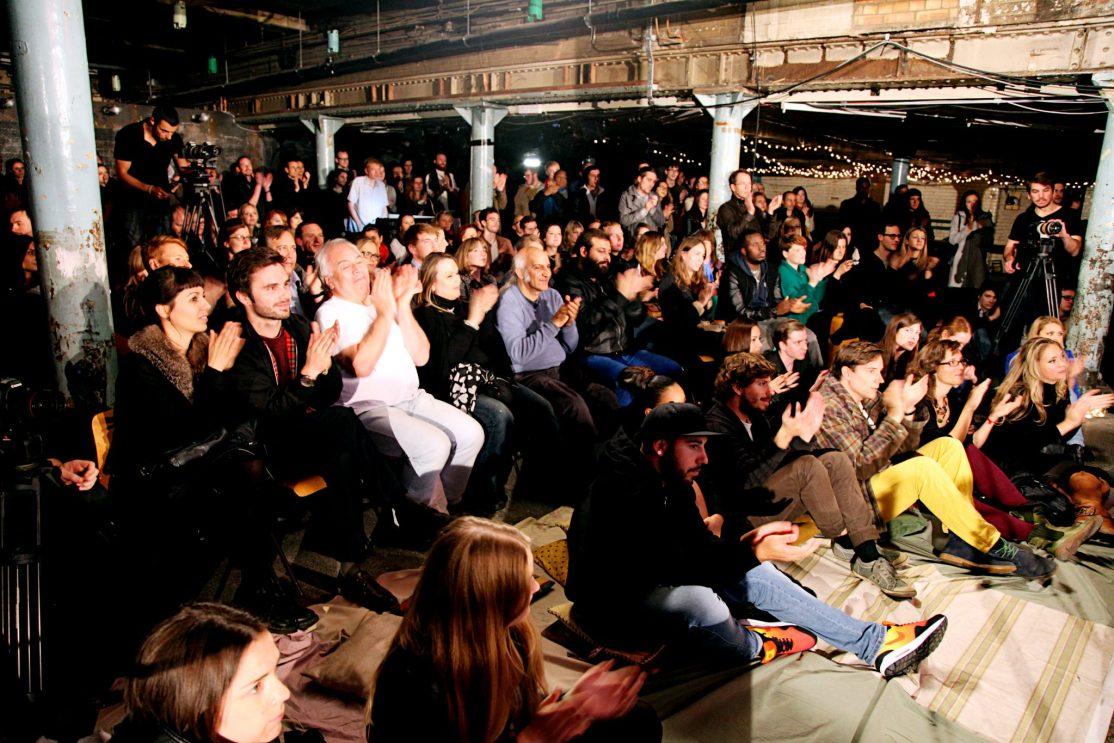 The Coveryard performance night 2013