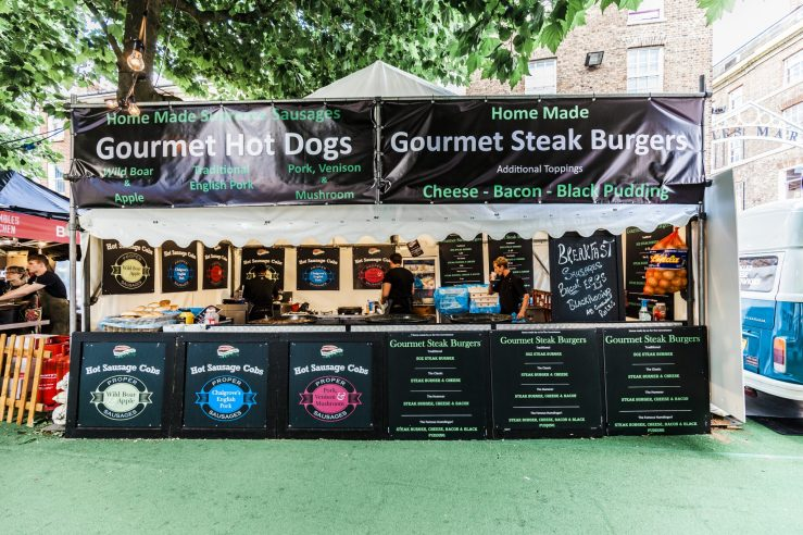 Food and Drink Stalls 35